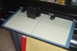 Saga Vinyl Cutting Mat For Use In Vinyl Cutters